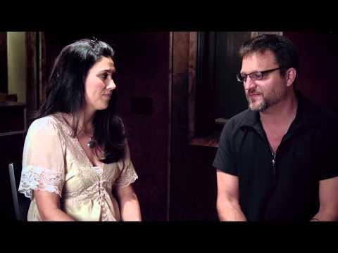 4  Kazmir BFFs: Steve Blum & Colleen O'Shaughnessey, book voice actors