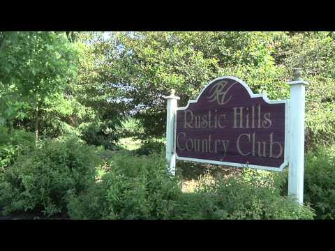 Fireside Lounge at Rustic Hills Country Club in Medina, Ohio