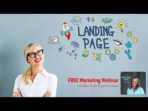 What is a Langing Page & Why You Don't Run Paid Ads Without Them!
