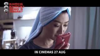 Knock Knock! Who's There? 有客到 (2015) Official Hong Kong Trailer HD 1080 HK Neo Film Shop Sexy Horror