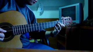 2010 Fifa World Cup Theme - Wavin' Flag - Guitar Cover