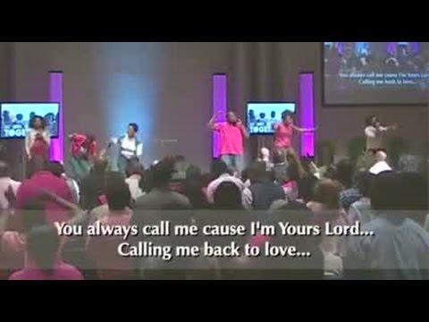 """Church does gospel version of """"Hotline Bling"""""""
