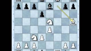 Becki gambit igran kao valcer - ZUKERTORT vs NN # 483
