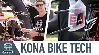 New & Cool Triathlon Bike Tech From Kona | Ironman World Championships 2017