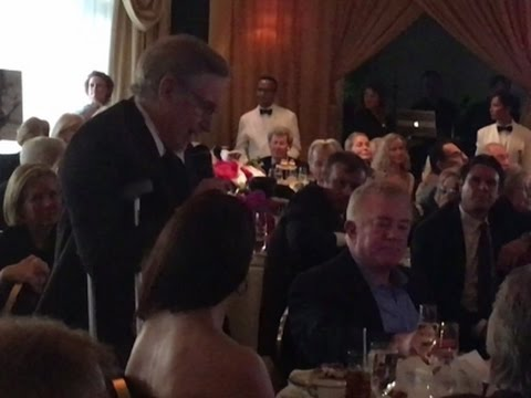 Steven Spielberg praises Kirk Douglas