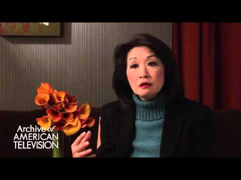 Connie Chung discusses 9/11 - EMMYTVLEGENDS.ORG