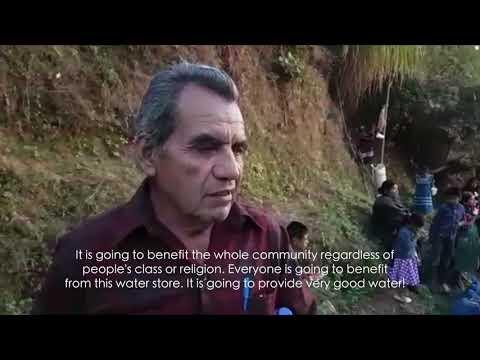 Healing Waters San Lorenzo, Oaxaca Project Update