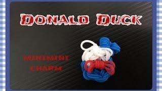 FUN  FUN LOOM   Donald Duck   ファンルーム ドナルドダック ミニチャーム thumbnail