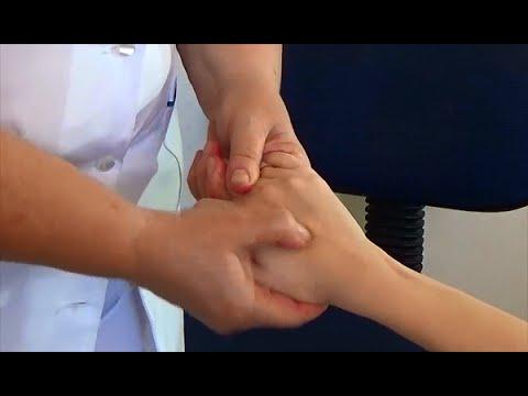 Массаж рук с комментариями видео