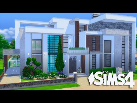 The Sims 4 - The Contemporary Dream 1/2 (House Build)
