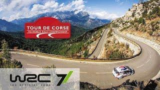 WRC7 - RAJD KORSYKI | KIEROWNICA W AKCJI