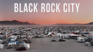 Black Rock City. The most unusual town on Earth.