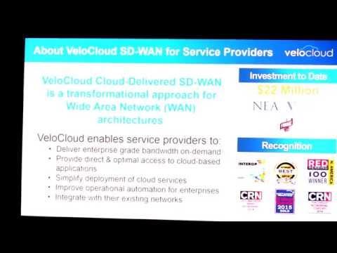 TC3Summit Service Provider Forum Fast Pitch - VeloCloud