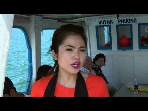 """Saigontourist - Điểm đến Phú Quốc """" Câu cá trên biển"""""""