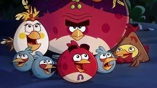 Angry Birds Rio 2 Cinematic Trailer