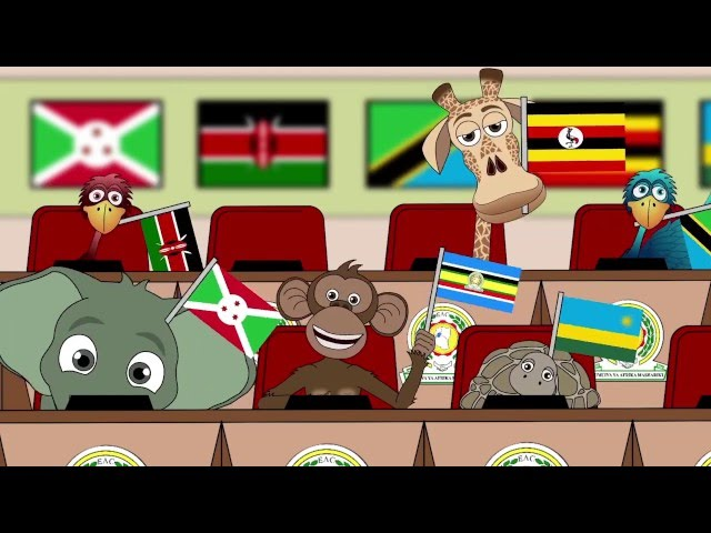 East African Legislative Assembly + Ubongo Kids - Wimbo wa EALA! (Kiswahili)