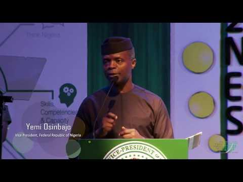 NES 23 -Prof Yemi Osinbajo Opening Speech