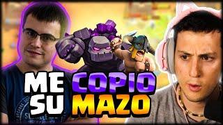 ME COPIO EL MAZO DE GOLEM Y BARBAROS DE ELITE DE ALVARO845