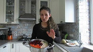Все для салата Оливье и винегрета в одной посуде