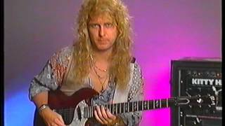 Kee Marcello   REH Instructional Video 1992