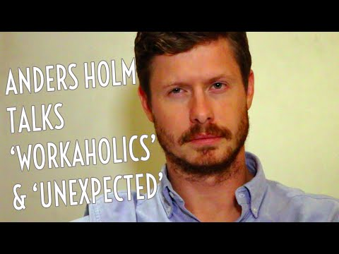 Anders Holm Talks 'Unexpected' & 'Workaholics'  WHOSAY