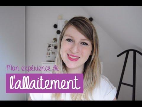 #4 - Mon expérience de l'allaitement