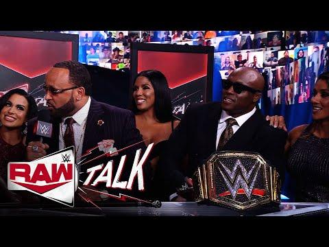 Bobby Lashley isn't sweating Drew McIntyre heading toward WWE Hell in a Cell: Raw Talk, June 7, 2021