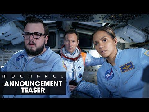 Moonfall (2022 Movie) Announcement Teaser - Halle Berry, Patrick Wilson, John Bradley