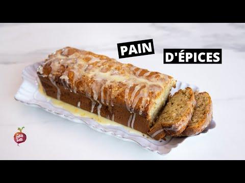 pain-d'Épices-gingerbread-🍞cake-au-gingembre-sirop-bourbon-et-glaçage-orange-la-petite-bette