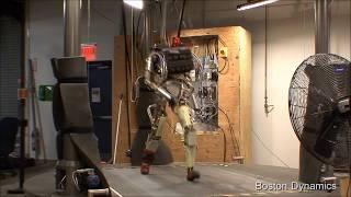 PETMAN Robot Strut (Stayin