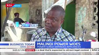 A section of Malindi residents turns to solar energy following continuing power outage