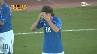 Gol Montolivo - Italia-Spagna 2-1 (10-8-2011) [HD]