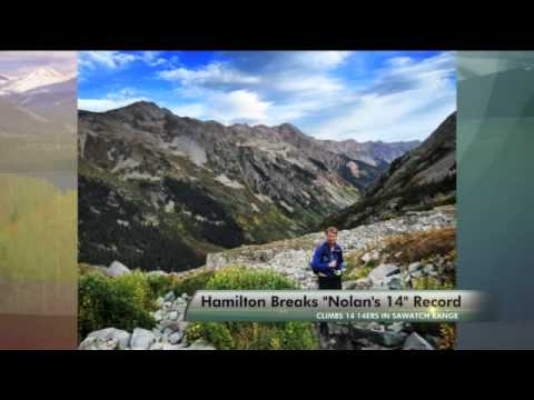 Andrew Hamilton Crushes Nolan's 14 Record    And Does It Unsupported