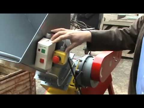 ROJEK DH 10 Wood crusher
