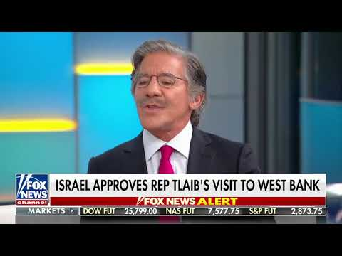 Fox News correspondent says he was 'really hurt' that Israel barred Omar, Tlaib
