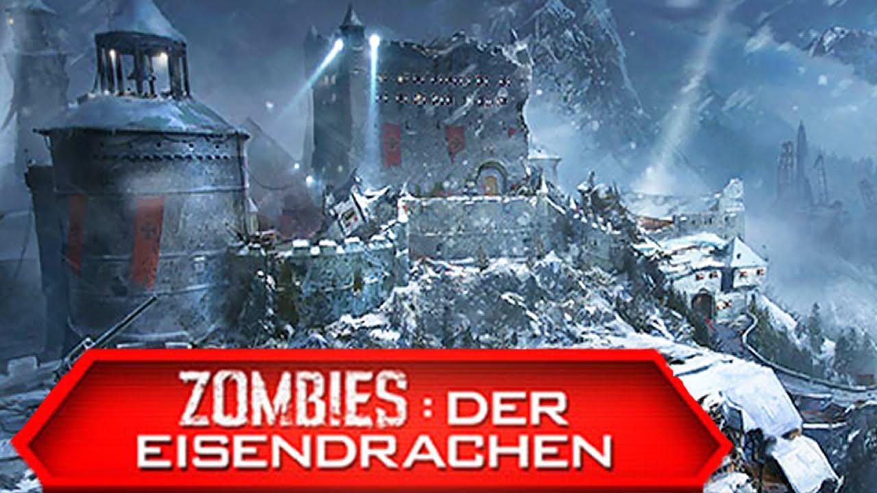New Black Ops 3 Zombies Dlc Map Der Eisendrachen Call Of Duty