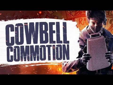 COWBELL COMMOTION - Rainbow 6 Siege Funny Moments