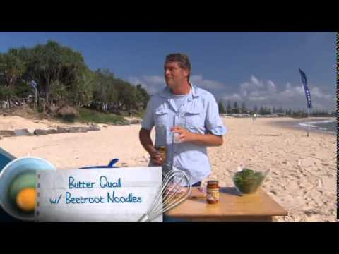 Alive And Cooking With James Reeson | Kingscliff 2015