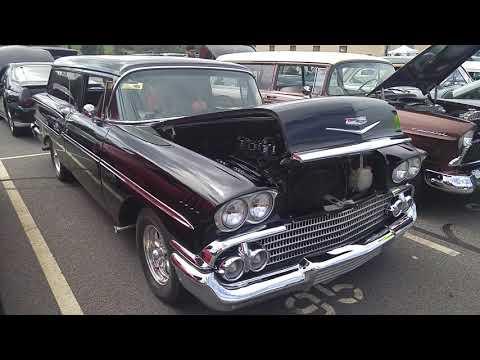 1958 Chevrolet Delray station wagon