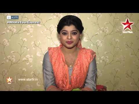 EVEREST on STAR Plus: Sneha Wagh shares her EVEREST!