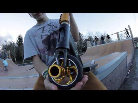 Romain Riffaud I Scooter Check + Clips