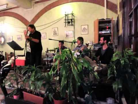 Fausto Carpani Serata Bolognese Con L'Osteria Del Mandolino @Randagio