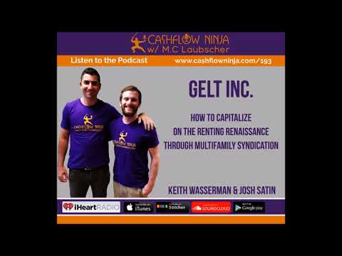 193: Keith Wasserman & Josh Satin: How to Capitalize on the Renting Renaissance