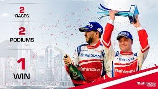 Flying start to Season 4   Formula E   Hong Kong E-Prix thumbnail