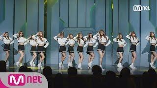 WJSN(우주소녀) - Mo Mo Mo Debut Stage M COUNTDOWN 160225 EP.462