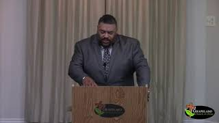 Take Off Your Shoes - Yielding Your Rights | Minister Early Copeland