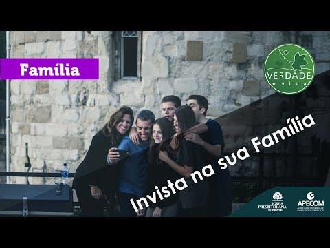 0709 - Invista em sua família