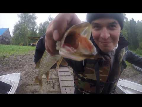 Рыбалка любит удачливых