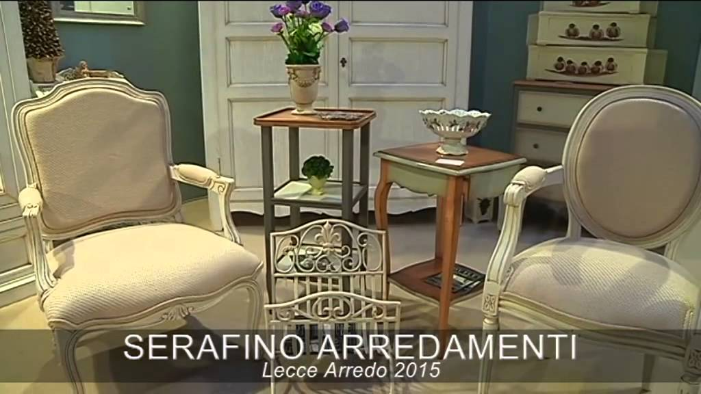 Serafino arredamenti youtube for Arredamenti serafino