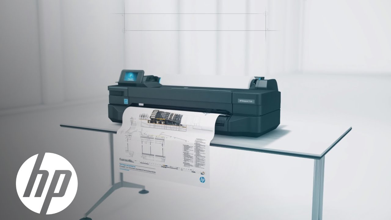 Download Driver: HP Designjet 120 Printer